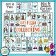 Collective Noun Game - Go Fish Collecting