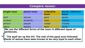 Collective Nouns Intro or Review