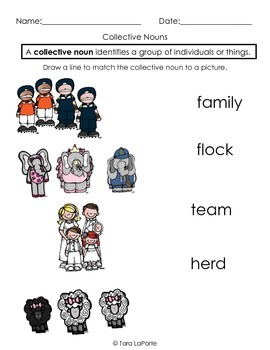 Collective Nouns 2L1a