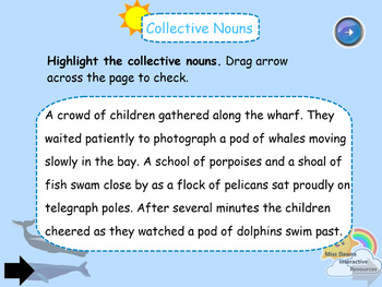 Collective Nouns Activity