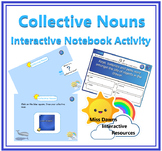 Interactive Collective Nouns Activity for IWB