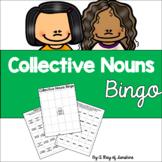Collective Nouns Bingo Game