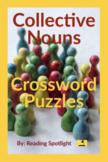 Collective Nouns Crossword Puzzles Bundle (Distance Learning)