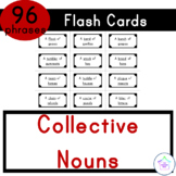 Collective Nouns - Flash Cards