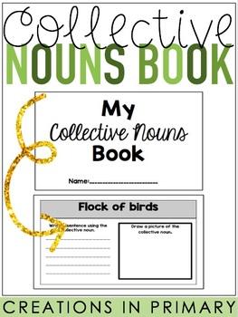 Collective Nouns ::Freebie::