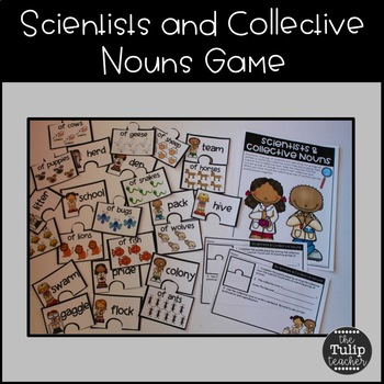 Collective Nouns Games and Quiz