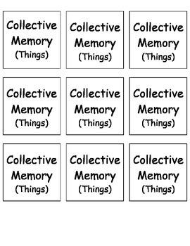 Collective Nouns Grammar Game 4