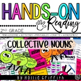 Collective Nouns {Hands-on Reading}
