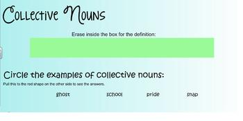 Collective Nouns (L2.1a)