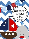 Collective Nouns (Mini-Book and Games)