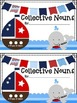 Collective Nouns (Mini-Book and Games)