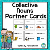 Collective Nouns Partner Cards (Free!)