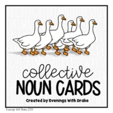 Collective Noun Picture Cards