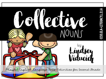 Collective Nouns: Playful Language Arts Activities for Sec