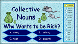 Collective Nouns Power Point Millionaire Game