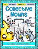 Collective Nouns Practice Pack