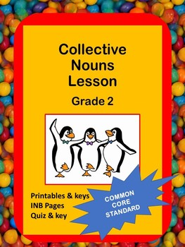 Collective Nouns Week Long Lessons