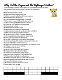 Collective Nouns Worksheet