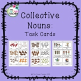 Collective nouns - task cards!