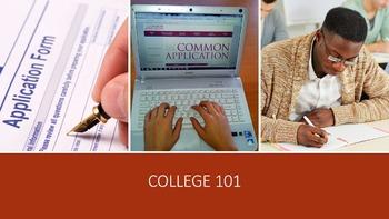 College 101 Lesson