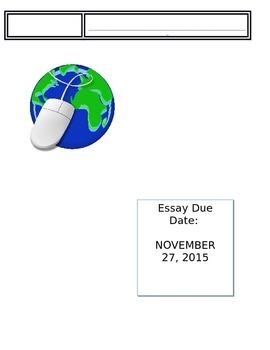 College 101 Writing Task Code X