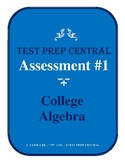 College Algebra - Assessment #1