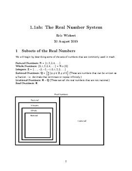 College Algebra Notes