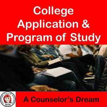 College Application and Program of Study Project