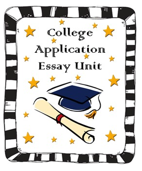 Best college admission essay unit