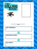 College Bound Bulletin Board AVID Goal Setting