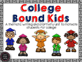 College Bound Kids {writing and craftivity pack}