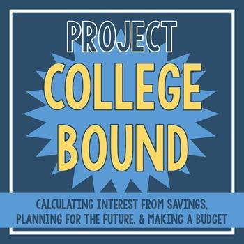 College Bound Project (TEKS 8.12G)