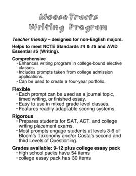 College-Bound Writing