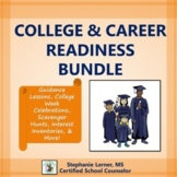 College & Career Readiness Bundle for School Counseling