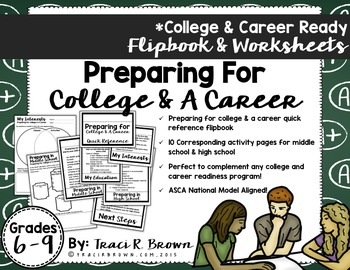 College & Career Readiness: Quick Reference Flipbook & Activities