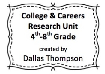 College & Career Research Unit