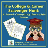 College & Career Scavenger Hunt:  A Distance Learning Scho