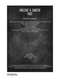College & Career Readiness Unit-Common Core aligned