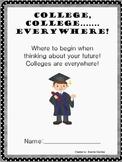 College, College...Everywhere!