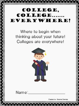 College, College...Everywhere!