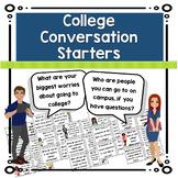 College Conversation Starters
