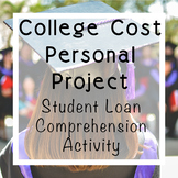 Distance Learning College Cost and Student Loan Comprehens