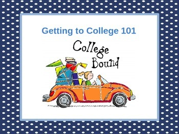 College Counseling: All About College- A PowerPoint Presen