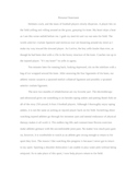 College Entrance Essay: Personal Statement Examples/Reflective Writing
