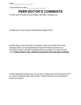 Reddit college essay help