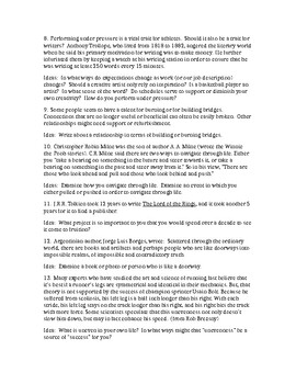 Diagnostic essay for university students with examples and new topics