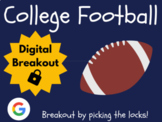 College Football - Digital Breakout! (Distance Learning, P