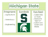 College Posters / Infusion for your Classroom -Big Ten Con