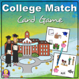 College Awareness | Match It Card Game