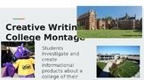 College Montage Writing Project